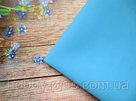 Фоамиран 1 мм, 50х50 см, цвет СВЕТЛО-ГОЛУБОЙ