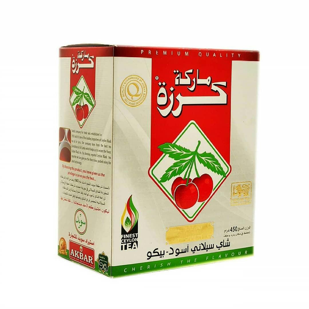 Чай черный Cherry Brand 450 грамм