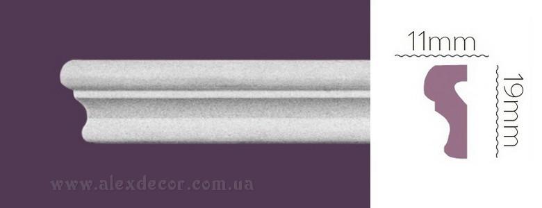 Молдинг Home Decor 1312 (19x11)мм