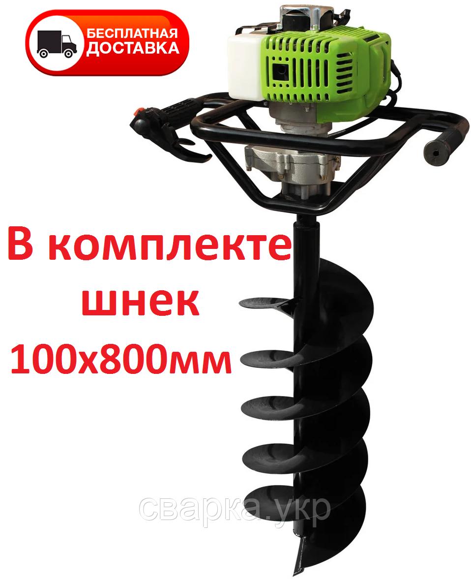 Мотобур Vorskla ПМЗ 52/300