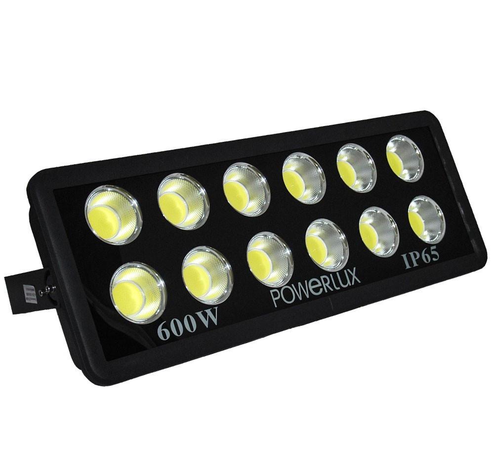 Светодиодный LED прожектор 600Вт 6500К 57 000Lm IP65 POWERLUX