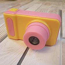 Детский фотоаппарат - цифровая фотокамера Summer Smart Kids Camera (Живые фото!), фото 2