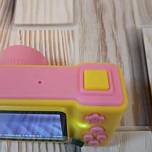 Детский фотоаппарат - цифровая фотокамера Summer Smart Kids Camera (Живые фото!), фото 3