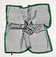 Шелковый шейный платок Fashion Мадлен 70х70 см КС 20-054