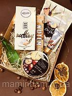 Подарочный набор Ореховый Рай подарок на 8 Марта