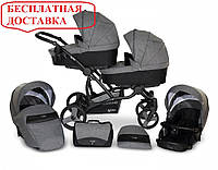 Детская универсальная коляска для двойни Verdi For 2 04