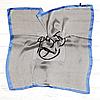 Шелковый шейный платок Fashion Мадлен 70х70 см КС 20-058
