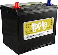 Автомобильный аккумулятор Topla EFB asia 60 Ач 600 А (1) L+