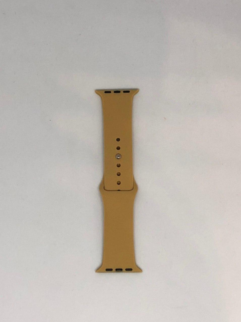 """Ремешок Apple watch 42/44 mm - """"Золотой №28"""""""