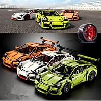 Конструктор LEPIN 3368 ABC «Porsche 911 GT3 RS»