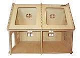 Кукольный домик Hega 2эт.  (070), фото 3