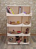 Кукольный домик-шкаф Hega (092), фото 5