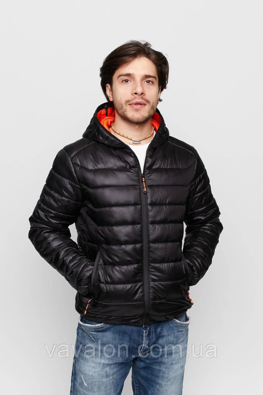 Куртка демисезонная Vavalon KD-919 Black