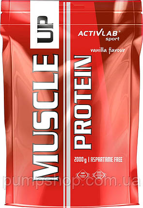 Протеин Activlab Muscle Up Protein 2000 г, фото 2