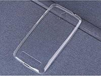 Ультратонкий 0,3 мм чохол для Asus Zenfone C ZC451CG прозорий, фото 1