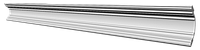 Потолочный плинтус GP-76 из полистирола. Декоративный багет 141х141мм. Потолочный карниз молдинг.