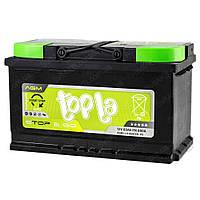 Автомобильный аккумулятор Topla AGM 80 Ач 800 А (0) R+