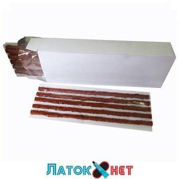Шнур жгут коричневый 204 мм Ningbo