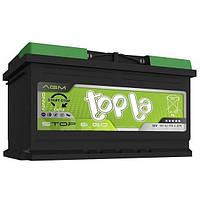Автомобильный аккумулятор Topla AGM 105 Ач 950 А (0) R+