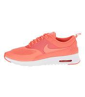 Женские  кроссовки Nike Air Thea, сетка, персиковые, Р. 36 37