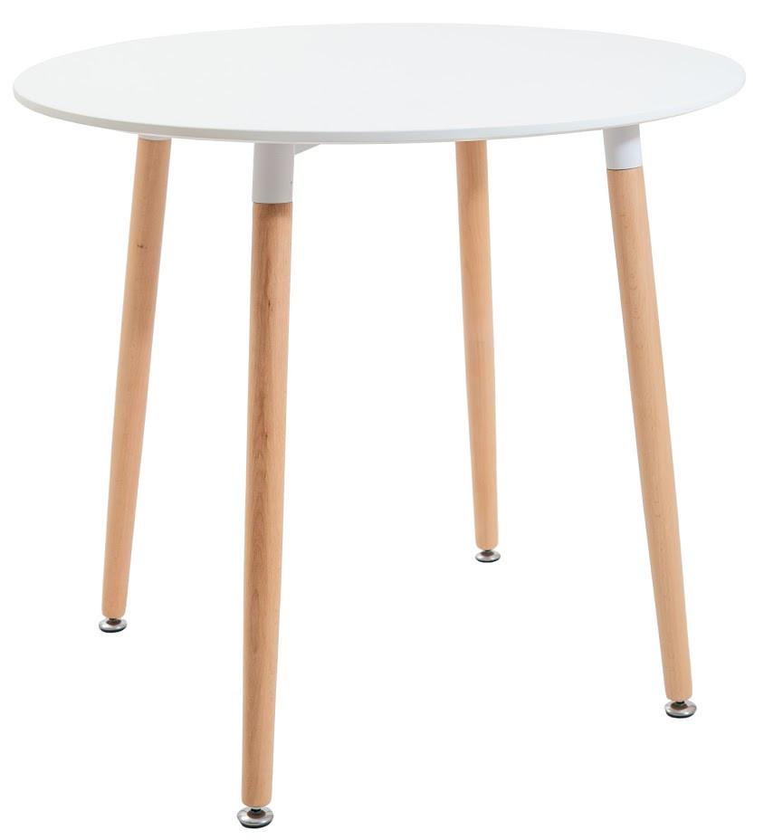 Стол обеденный Ксавьер Д60 белый ТМ Richman