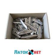 Грузик балансировочный для стандартных дисков Полтава 40 гр 50 шт/уп, фото 4