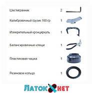 Балансировочный станок U-520 Hpmm Protector Unite Puli для легковых авто, фото 3