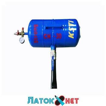Инфлятор - бустер шиномонтажный для накачки шин 28-30л 8-10атм CH 30 Украина