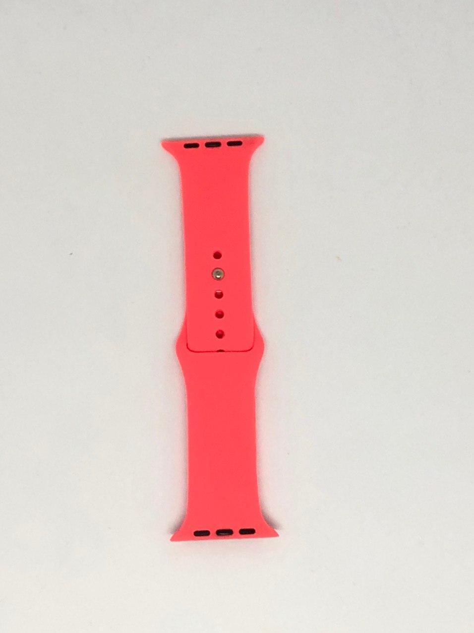 """Ремешок Apple watch 38/40 mm - """"Коралловый №29"""""""
