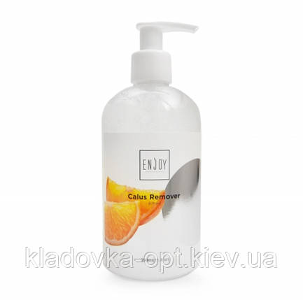 CALLUS REMOVER ENJOY (CITRUS), 350 ml, фото 2