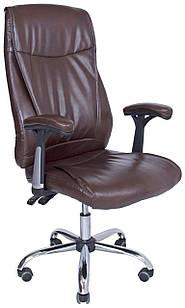 Кресло Альваро хром (усиленный Anyfix Wide) )TM Richman