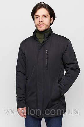 Куртка демисезонная Vavalon KD-915 black, фото 2