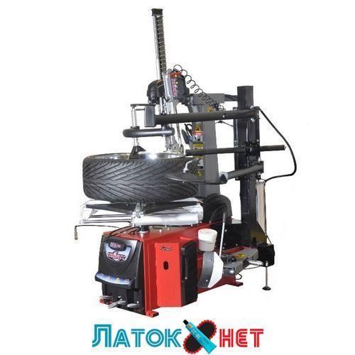 Шиномонтажний стенд (автомат, захоплення диска від 10 до 26 , + технороллер, пневмовибух, + Auto Hook) GT887NS-AL390 220V Bright