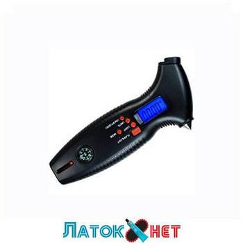 Цифровой измеритель давления и протектора в шинах ADD628 Addtool