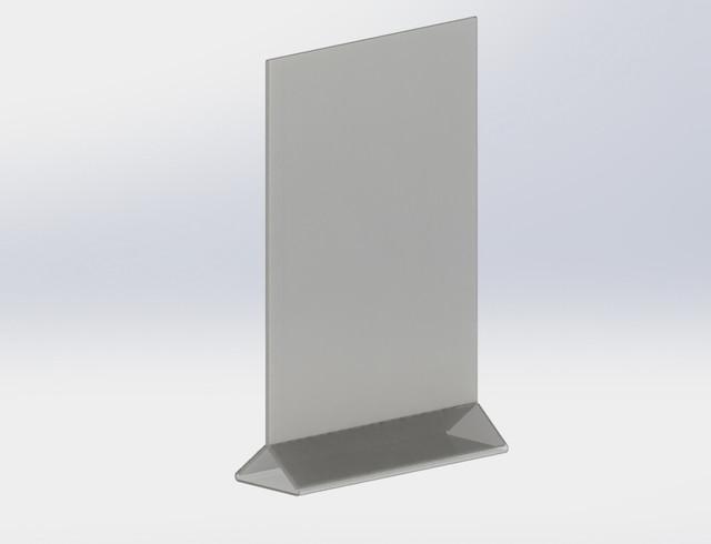 Менюхолдер А4 формата