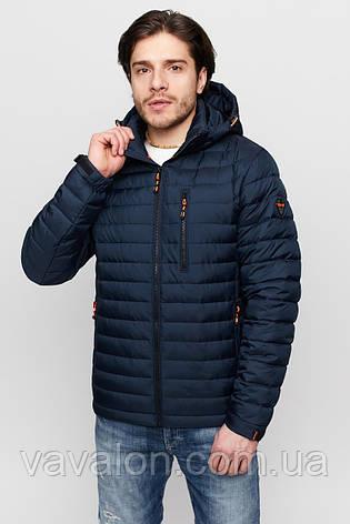 Куртка демисезонная Vavalon KD-908 Sea, фото 2