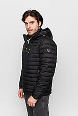 Куртка демисезонная Vavalon KD-908 Black, фото 2