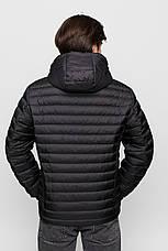 Куртка демисезонная Vavalon KD-908 Black, фото 3