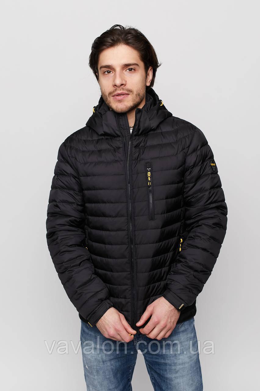Куртка демисезонная Vavalon KD-908 Black