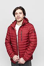Куртка демисезонная Vavalon KD-908 Terracot, фото 3