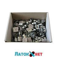 Грузик балансировочный для легкосплавных дисков Полтава 10 гр 100 шт/уп, фото 4