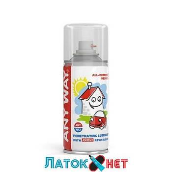 Проникающая смазка-спрей ANY WAY XADO 300 мл (типа WD 40)