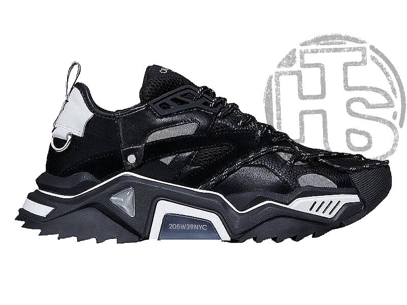 Жіночі кросівки Calvin Klein Black Strike 205 Leather 205W39NYC