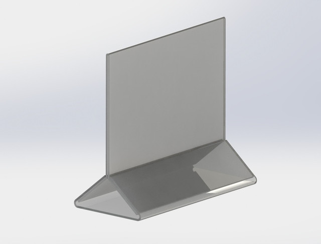 Менюхолдер А6 формата