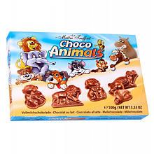 Конфеты Maitre Truffout Choco Animals, 100 г
