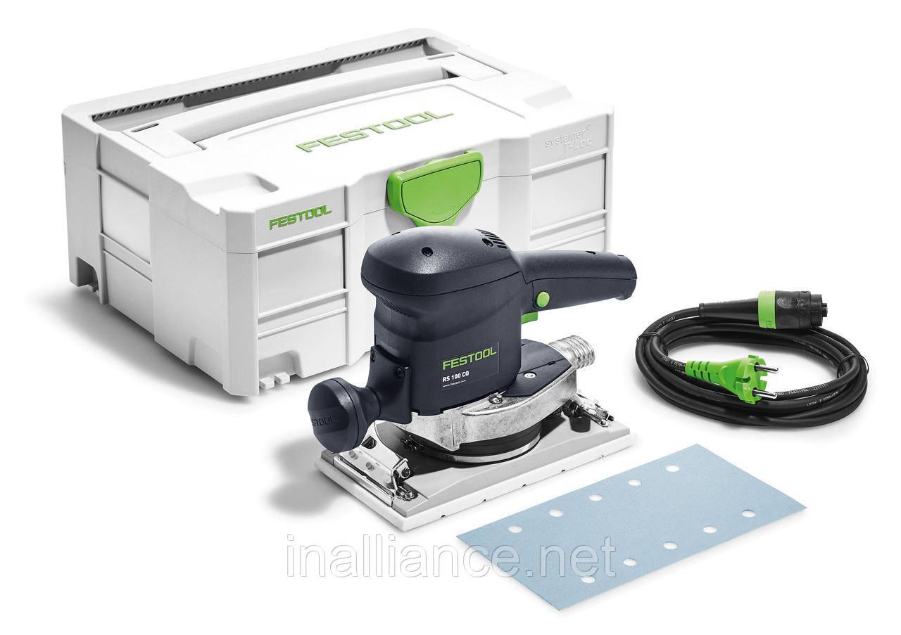 Шлифовальная машинка RUTSCHER с редуктором RS 100 CQ-Plus Festool 567699