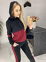 Женский спортивный костюм трикотаж, фото 1
