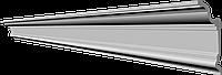 Потолочный плинтус GP-80 из полистирола. Декоративный багет 179х89мм. Потолочный карниз молдинг.