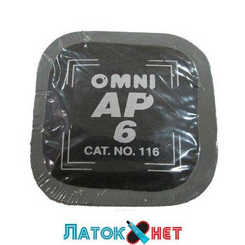 Универсальный пластырь № 116 55 х 55 мм Omni