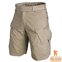Шорты Helikon-Tex® UTS® (Urban Shorts®) 11 - PolyCotton Ripstop - Khaki, фото 1
